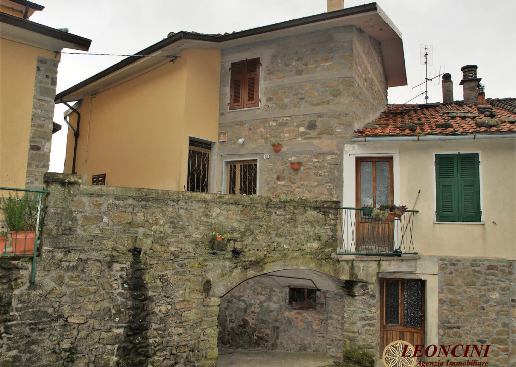 Sale Stonehouses in Historic Center Bagnone - A356 Locality