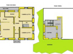A333 Semi-detached apartment with garden - 1
