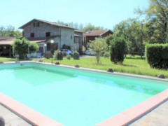 farmhouse with pool - 1