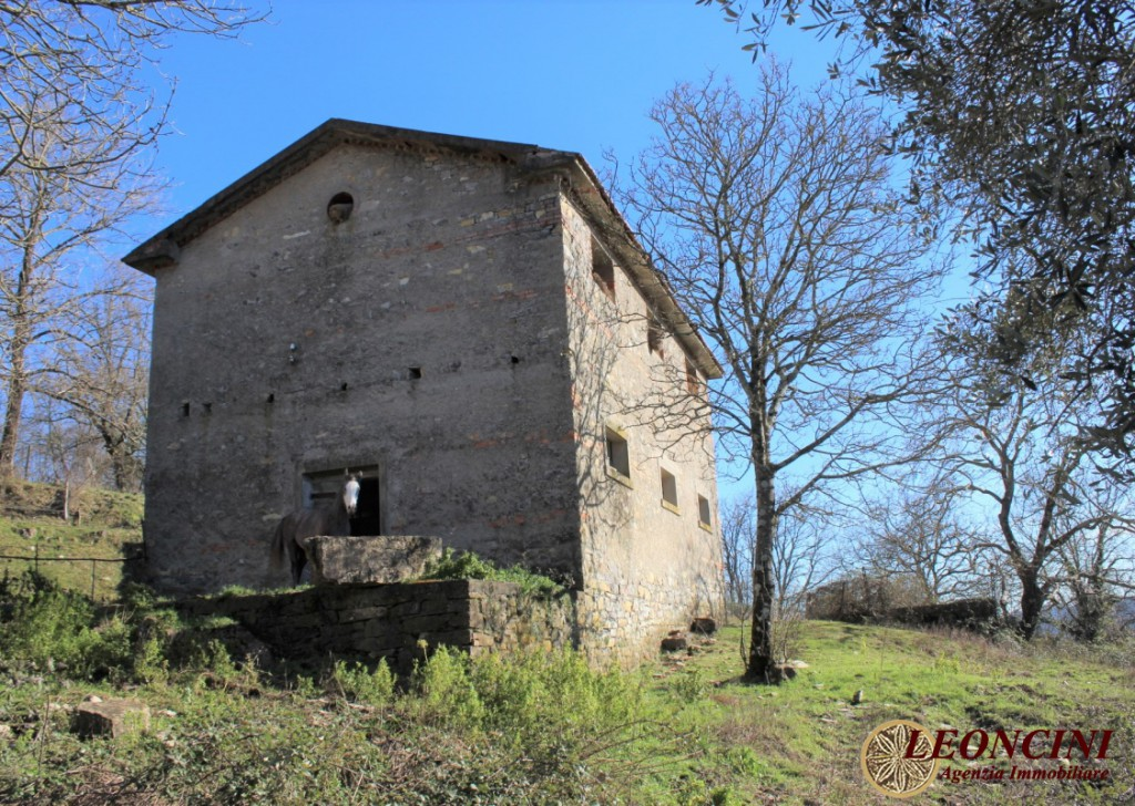 Sale Cottages and Stonehouses Pontremoli - P122 farmhouse with enclosed land Locality